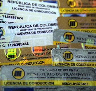 Controversia por licencias de conducción