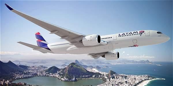 Desde el 5 de mayo, las aerolíneas LAN Y TAM serán LATAM