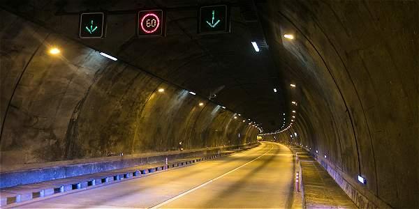 RESTRICCIONES: Túnel de la vía Girardot-Bogotá tendrá cierres por obras