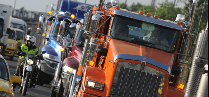 TRANSPORTE DE CARGA: Los 5 desafíos del transporte de carga